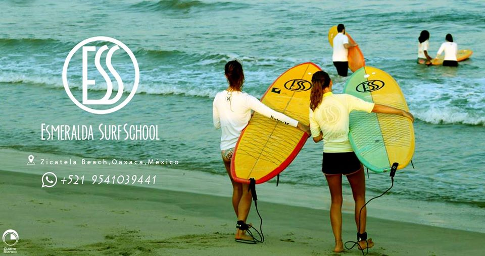 Esmeralda Surf School